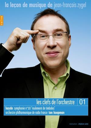 Rent Jean-François Zygel: Les Clefs De L'orchestre: Haydn Online DVD Rental