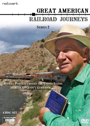 Rent Great American Railroad Journeys: Series 2 Online DVD Rental