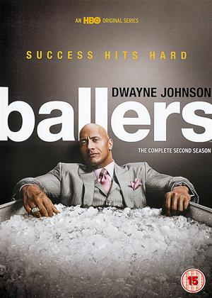 Rent Ballers: Series 2 Online DVD Rental