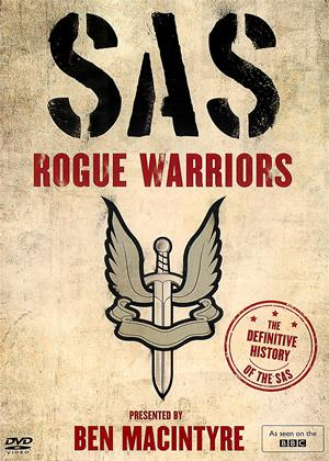 Rent SAS: Rogue Warriors (aka SAS Origins: A Secret History) Online DVD Rental