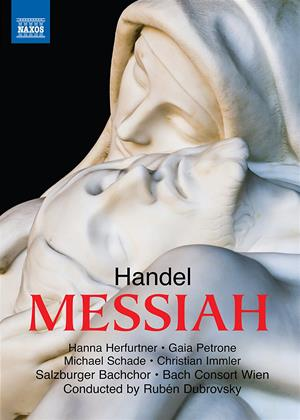 Rent Handel's Messiah: Salzburger Bachchor (Ruben Dubrovsky) Online DVD Rental