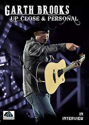 Rent Garth Brooks: Up Close and Personal Online DVD Rental