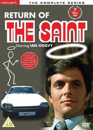 Rent Return of the Saint: Series Online DVD Rental