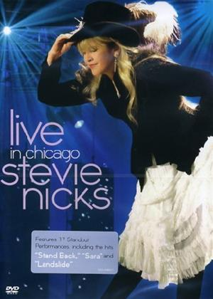 Rent Stevie Nicks: Live in Chicago Online DVD Rental