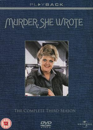 Rent Murder, She Wrote: Series 3 Online DVD Rental