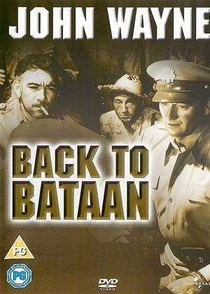Rent Back to Bataan Online DVD Rental