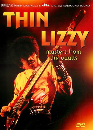 Rent Thin Lizzy: Masters from the Vaults Online DVD Rental