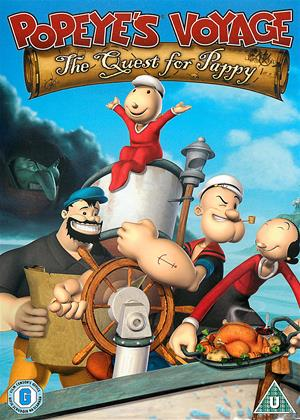 Rent Popeye's Voyage: The Quest for Pappy Online DVD Rental