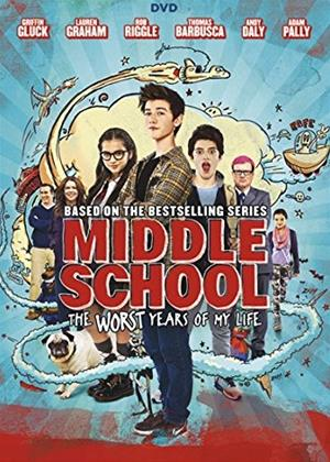 Rent Middle School: The Worst Years of My Life Online DVD Rental
