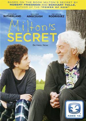 Rent Milton's Secret Online DVD Rental
