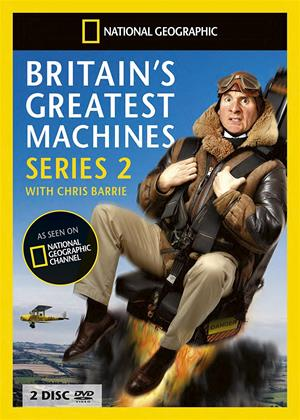 Rent Britains Greatest Machines: Series 2 Online DVD Rental