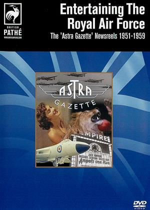 Rent Entertaining the Royal Air Force (aka Entertaining the RAF: The Astra Gazette Newsreels 1951-1959) Online DVD Rental