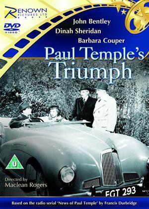 Rent Paul Temple's Triumph Online DVD Rental