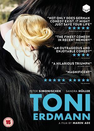 Toni Erdmann Online DVD Rental