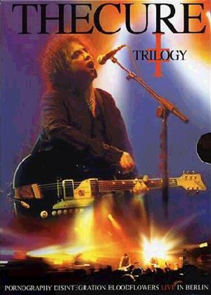 Rent The Cure: Trilogy: Live in Berlin Online DVD Rental