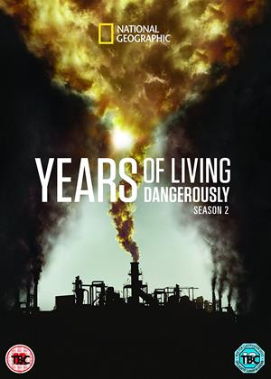 Rent Years of Living Dangerously: Series 2 (aka National Geographic: Years of Living Dangerously: Series 2) Online DVD Rental