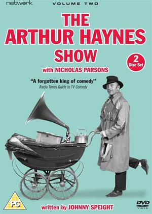Rent The Arthur Haynes Show: Vol.2 Online DVD Rental