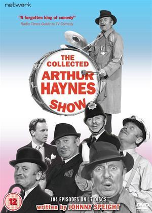 Rent The Collected Arthur Haynes Show Online DVD Rental