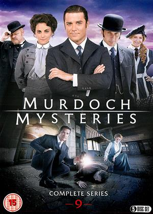 Rent Murdoch Mysteries: Series 9 Online DVD Rental