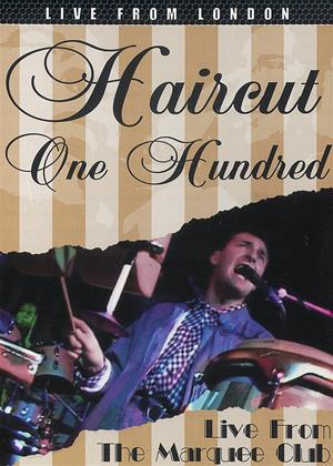 Rent Haircut 100: Live from London Online DVD Rental