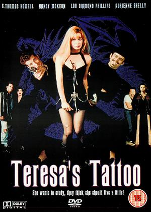 Rent Teresa's Tattoo (aka Mystery Model) Online DVD Rental