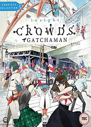 Rent Gatchaman Crowds Insight Online DVD Rental