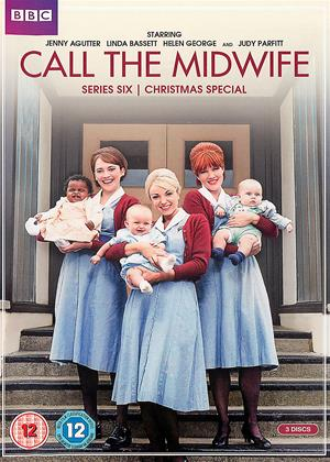Rent Call the Midwife: Series 6 Online DVD Rental