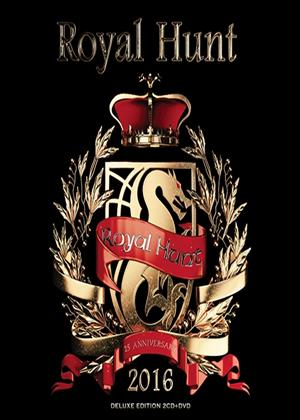 Rent Royal Hunt: Royal Hunt's 25th Anniversary Online DVD Rental
