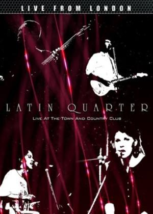 Rent Latin Quarter: Live from London Online DVD & Blu-ray Rental