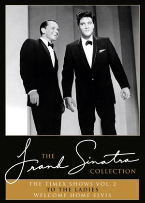 Rent Frank Sinatra: The Timex Shows: Vol.2 (aka To the Ladies / Welcome Home Elvis) Online DVD Rental