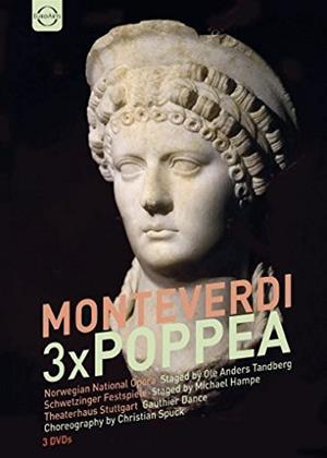 Rent Monteverdi: Poppea Collection Online DVD Rental