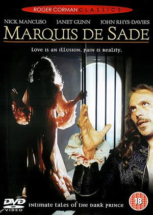 Rent Marquis De Sade (aka Dark Prince) Online DVD Rental