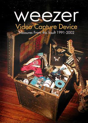 Rent Weezer: Video Capture Device (aka Weezer: Video Capture Device - Treasures from the Vault 1991-2002) Online DVD Rental