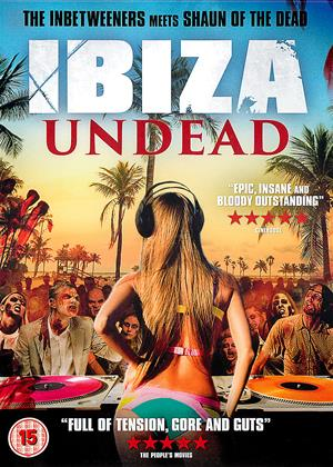 Rent Ibiza Undead Online DVD Rental