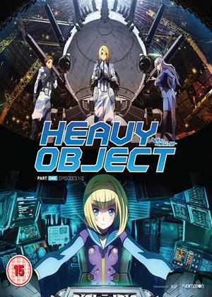 Rent Heavy Object: Series 1: Part 1 Online DVD Rental