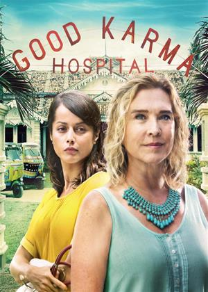 Rent The Good Karma Hospital: Series 2 Online DVD Rental
