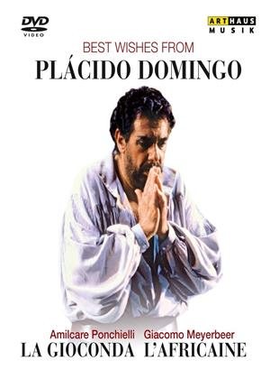 Rent Best Wishes from Plácido Domingo Online DVD Rental