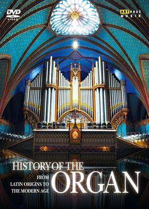 Rent History of the Organ: Latin Origins to the Modern Age Online DVD & Blu-ray Rental