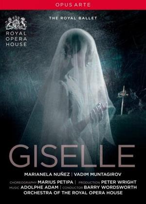 Rent Giselle: The Royal Ballet (Barry Wordsworth) Online DVD & Blu-ray Rental