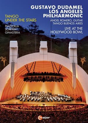 Rent Tango Under the Stars: Los Angeles Philharmonic (Gustavo Dudamel) (aka Tango under the Stars at the Hollywood Bowl) Online DVD Rental