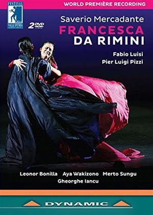 Rent Francesca Da Rimini: Internazionale D'Italia (Fabio Luisi) Online DVD Rental