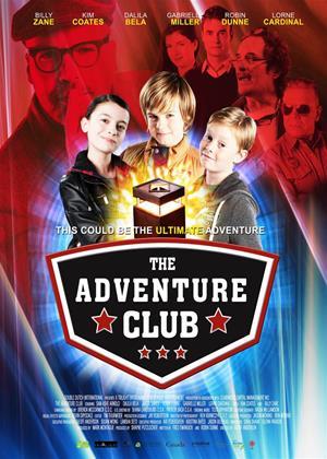 Rent The Adventure Club (aka Adventure Club) Online DVD Rental