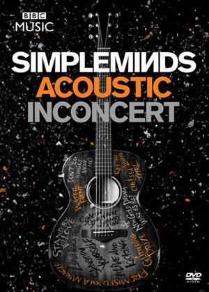 Rent Simple Minds: Acoustic in Concert Online DVD Rental
