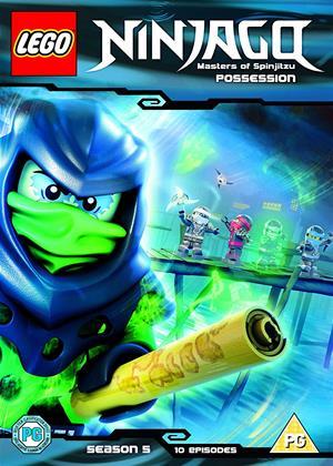 Rent Lego Ninjago Masters of Spinjitzu: Series 5 (aka LEGO Ninjago: Masters of Spinjitzu: Possession) Online DVD Rental