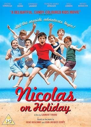 Rent Nicolas on Holiday (aka Les vacances du petit Nicolas) Online DVD Rental