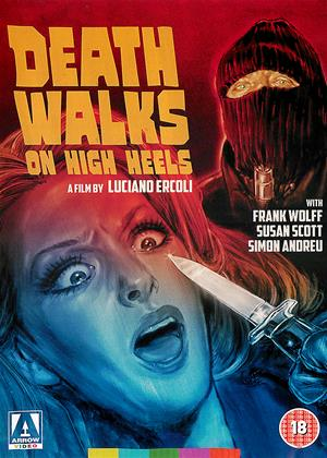 Rent Death Walks on High Heels (aka La morte cammina con i tacchi alti) Online DVD Rental
