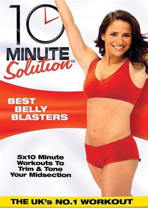 Rent 10 Minute Solution: Best Belly Blasters Online DVD Rental