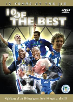 Rent 10 of the Best: Wigan Athletoc Online DVD Rental