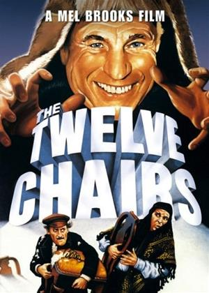 Rent 12 Chairs (aka The Twelve Chairs) Online DVD Rental