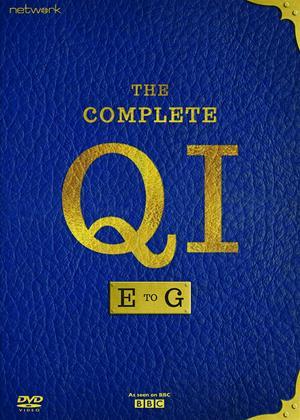 Rent QI: Series E-G Online DVD Rental